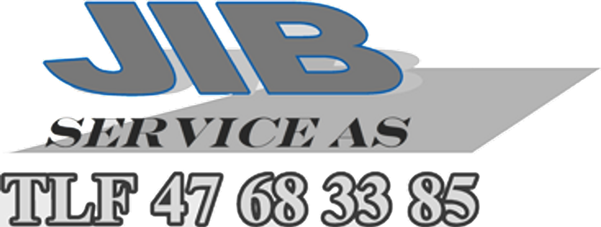 Logo, JIB Service AS